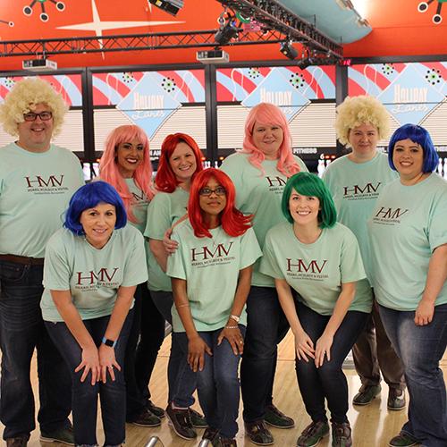 HMV bowling